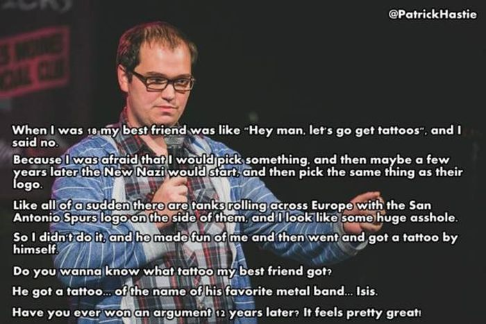 A Hilarious Collection Of Funny Quotes From Stand Up ...
