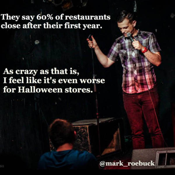 A Hilarious Collection Of Funny Quotes From Stand Up Comedians