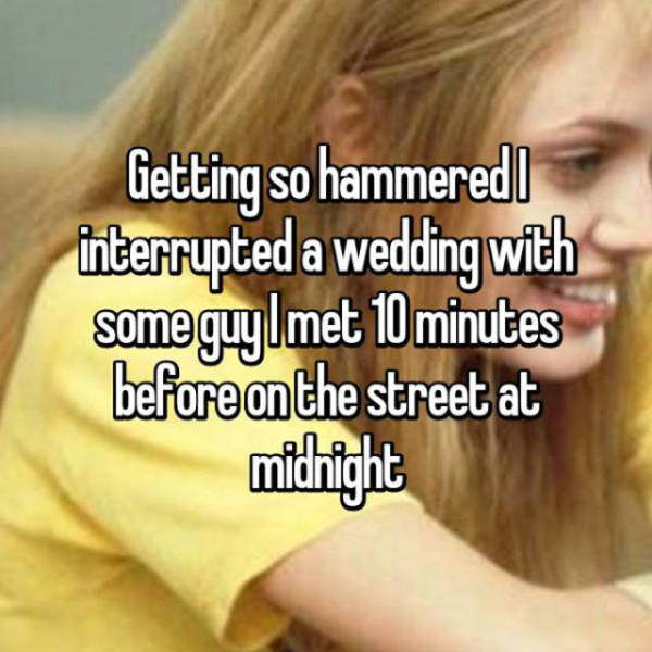 19 Unfortunate Times When A Wedding Was Totally Ruined