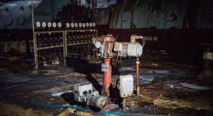 Inside Chernobyl 30 Years Later
