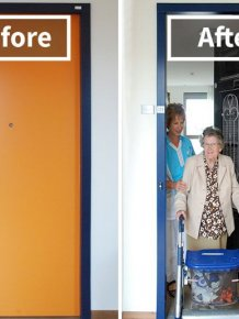 Company Helps Dementia Patients Find Home By Recreating Doors