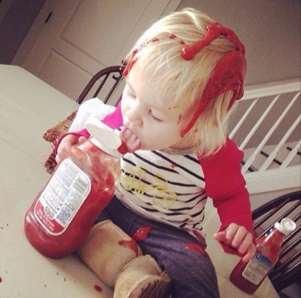 Hilarious Kid Fail Photos That Will Keep You Laughing All Day Long
