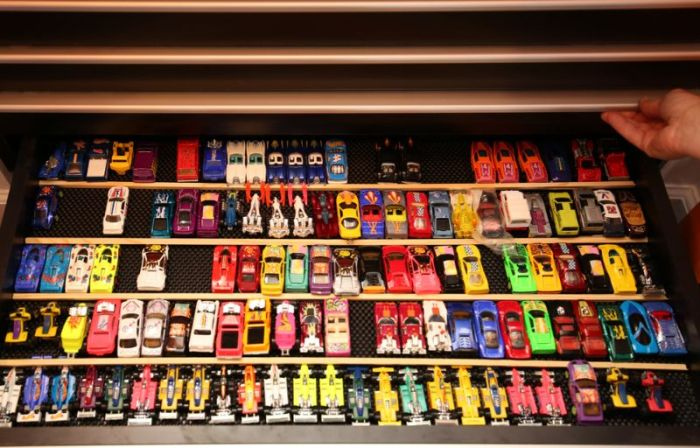 This Hot Wheels Collection Is Estimated To Be Worth One Million Dollars