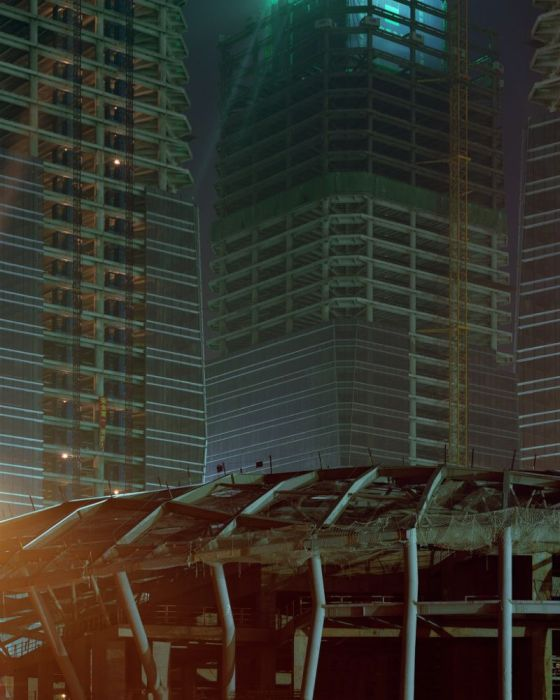 A Look At Kangbashi, The Futuristic City That Never Was