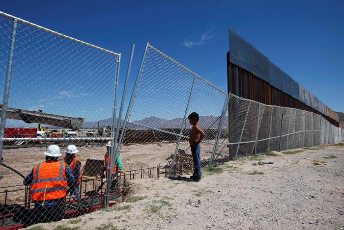 What The Border Between The US And Mexico Actually Looks Like