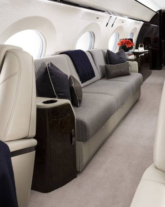 The G500 Private Jet Is Taking Jets Into The Next Generation