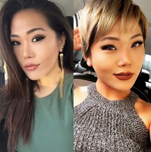 Before And After Photos That Show How Much Of A Difference A Haircut Makes