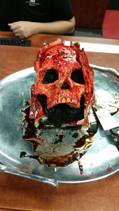 The Necro Nom-Nom-Nomicon Is The Only Cake You'll Ever Need