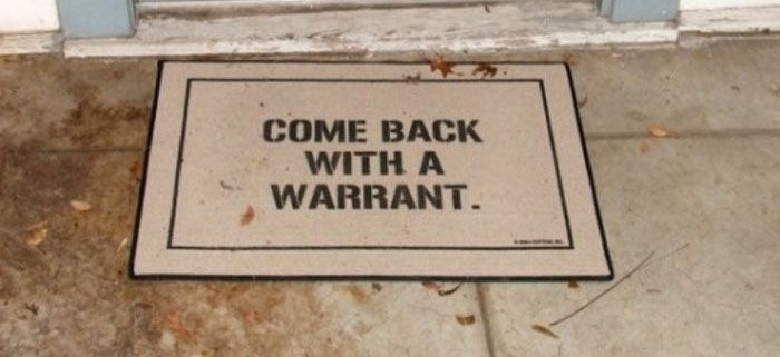 Funny Doormats That You Need On Your Doorstep