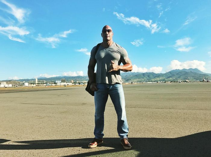 Dwayne 'The Rock' Johnson Is The Sexiest Man Alive According To People Magazine