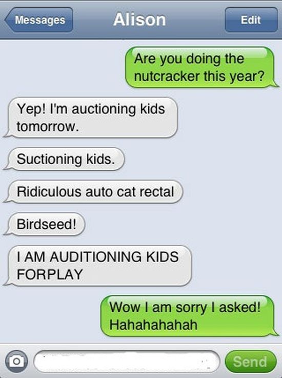 Holiday Autocorrects That Will Crack You Up
