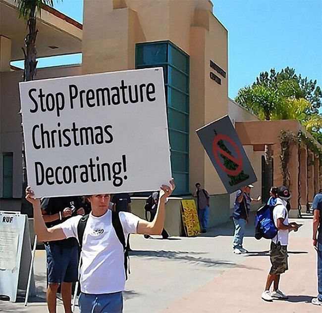 Funny Protest Signs Made By People With A Sense Of Humor