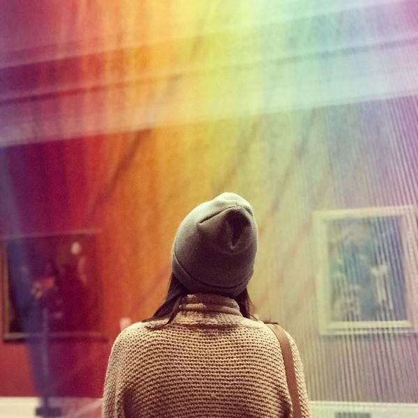This Man-Made Rainbow Will Blow Your Mind