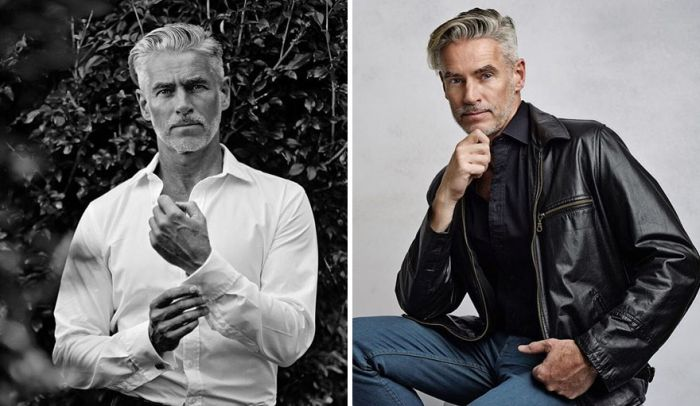 Handsome Guys Who'll Redefine Your Concept Of Older Men