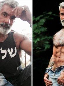 Handsome Guys Who'll Redefine Your Concept Of Older Men
