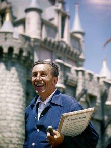 Enchanting Photos From Disneyland's Opening Day