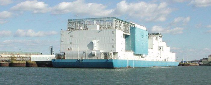 There's No Use In Trying To Escape From This Floating Prison
