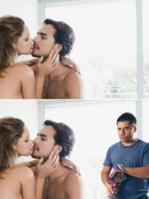 Guy Hilariously Photoshops Himself Into Awkward Stock Photos