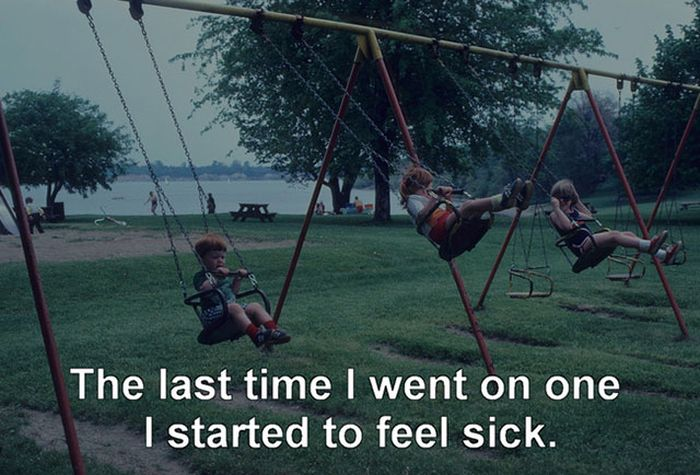 25 Moments That Were Awesome As A Kid But Kind Of Suck As An Adult