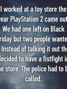 Horrifying Stories From People Who Have Survived Black Friday