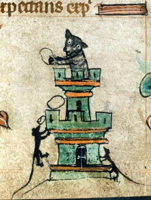 Medieval Cat Paintings That Will Crack You Up