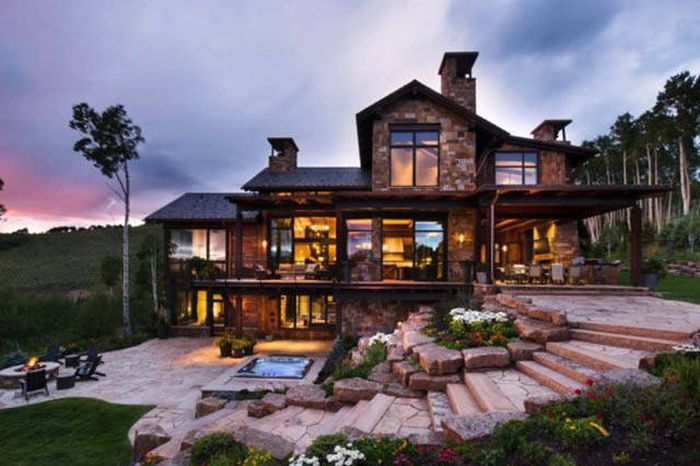 What Dream Houses Look Like In Real Life