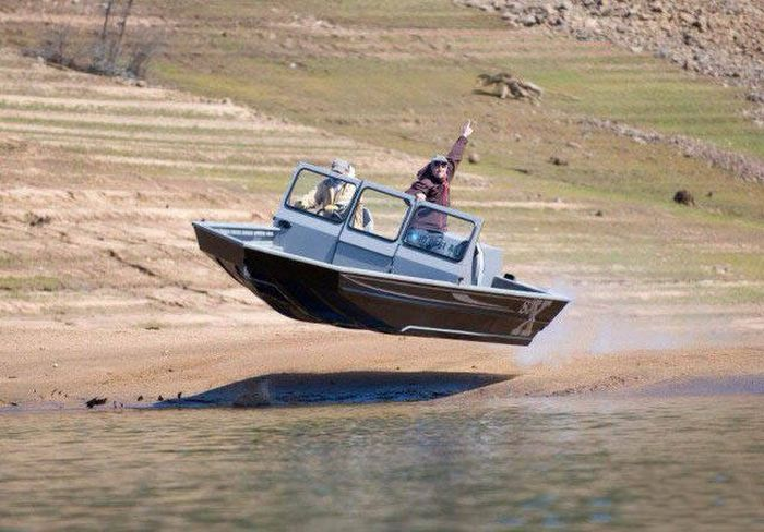 The Most Fun And Unusual Boats To Ever Hit The Water