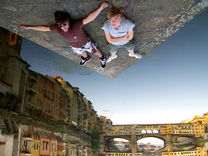 Crazy Reflections That Will Mess With Your Mind