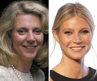Side By Side Comparisons Of Celebs Over 40 And Their Mothers At The Same Age