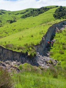 Photos Show The Aftermath Of The New Zealand Earthquake