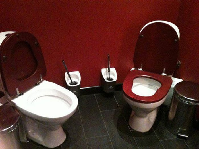 Proof That There's No Shortage Of Strange Toilets In The World