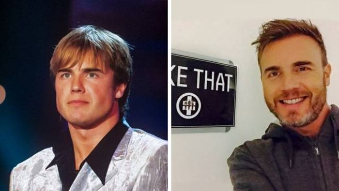 What Members From The Biggest Boy Bands Of The 90s Look Today