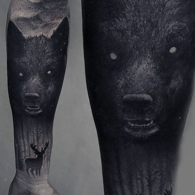 An Epic Collection For All The Tattoo Aficionados Out There