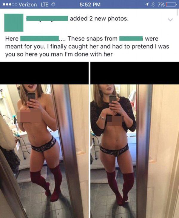 Jealous Boyfriend Uses Fake Snapchat Account To Catch Cheating Girlfriend