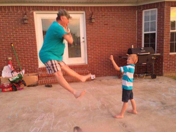 What Parenting Actually Looks Like When It's Done Right