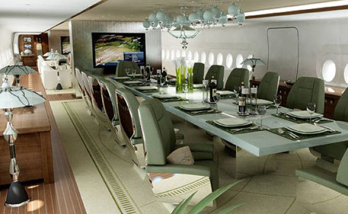 Take A Look At Some Of The Most Expensive Planes In The World