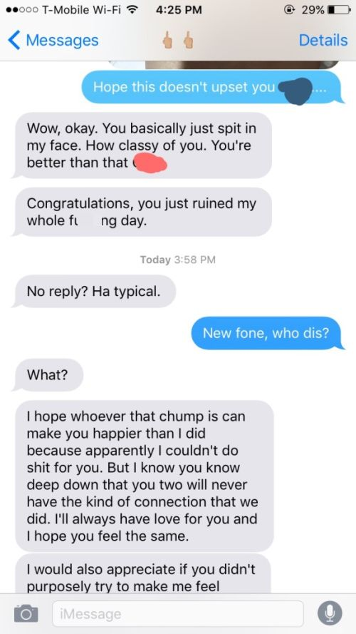 Guy's Plan Backfires When He Tries To Make His Ex Jealous