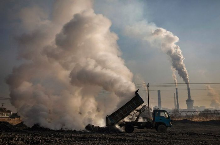 Underground Steel Mills in China Are Threatening The Environment