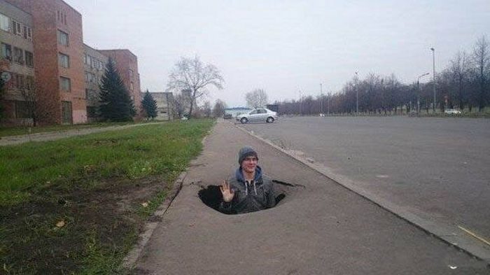 Crazy Russians Prove That There's No Limit To Their Madness