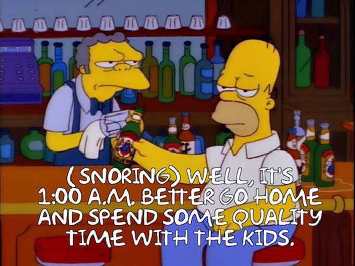 Awesome Quotes From The Simpsons To Help Kick-Start Your Day