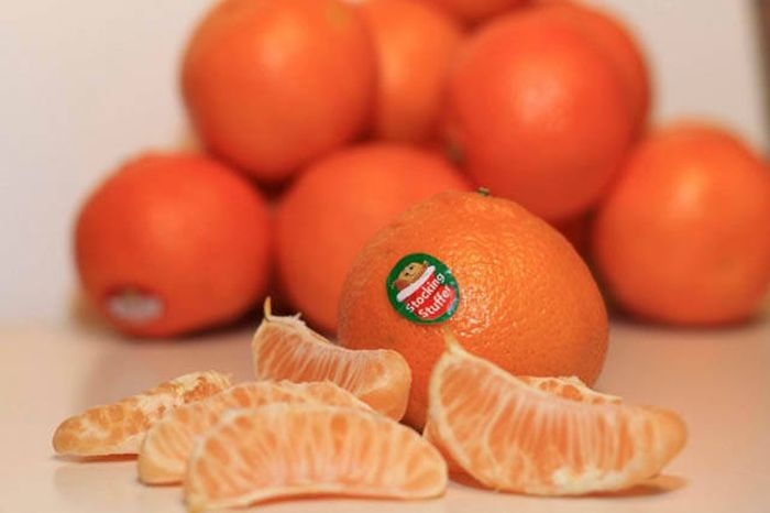 You'll Be Shocked When You Find Out How Much Info Is In Fruit Stickers