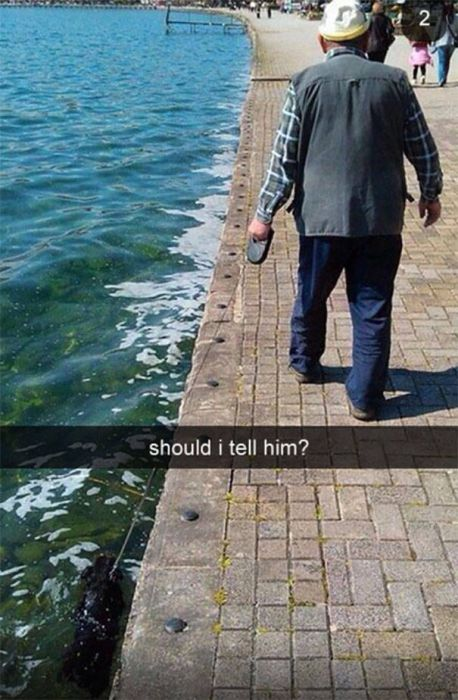 People Share Their Amusing And Embarrassing Fails On Snapchat