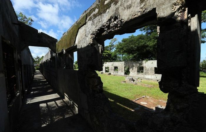 Traces of World War II Scattered Throughout The Pacific Islands
