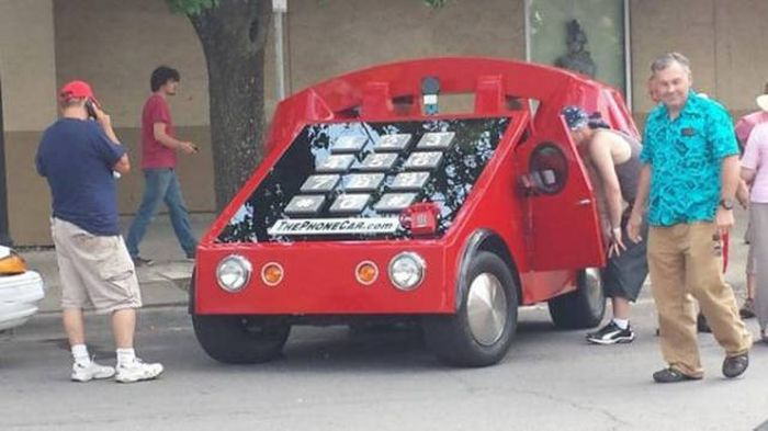 Amusing Photos Of Weird And Unusual Cars