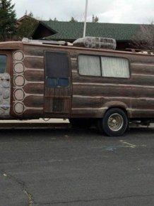 Amusing Photos Of Weird And Unusual Cars