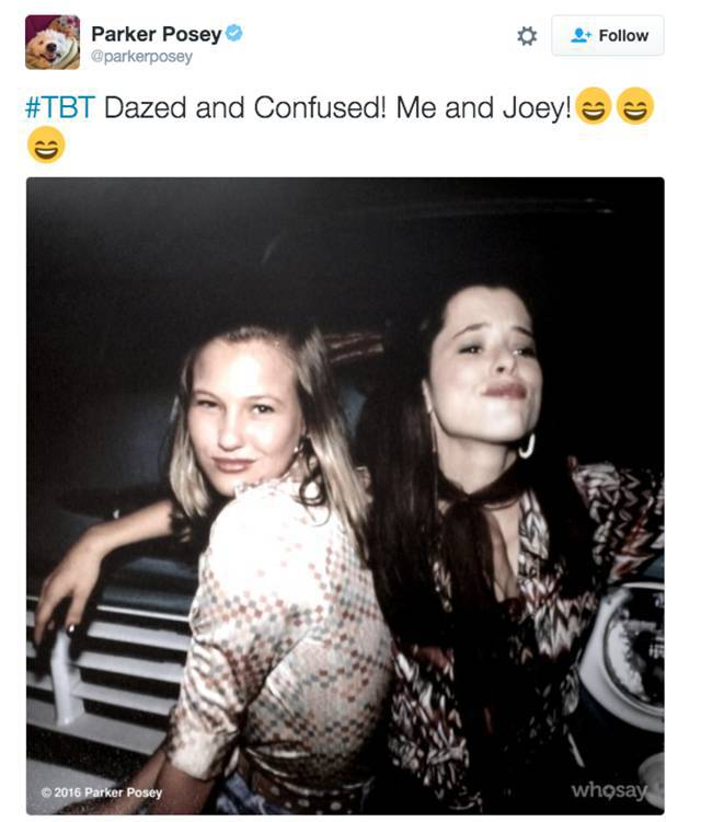 Celebrities Share Priceless Old Pictures Of Themselves