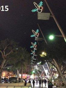 Greece Has Some Very Awkward Christmas Decorations
