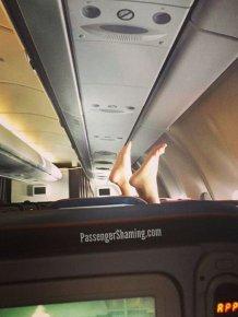 Shameless Passengers Who Made Flights Unbearable For Everyone Else
