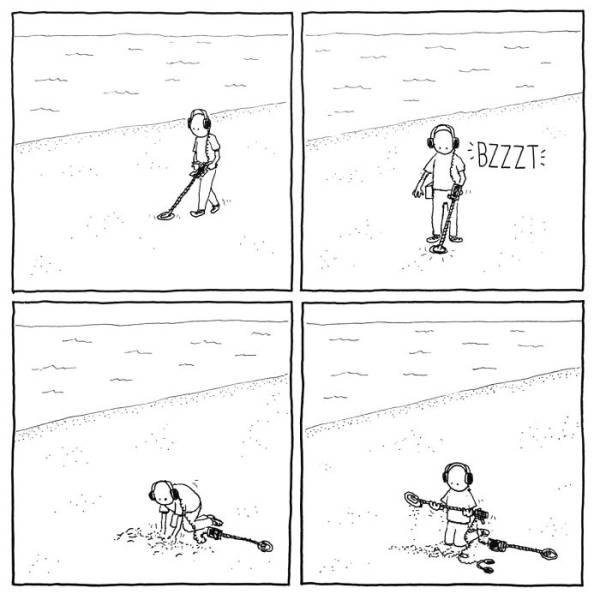 Hilarious Comics That Also Happen To Be Sad
