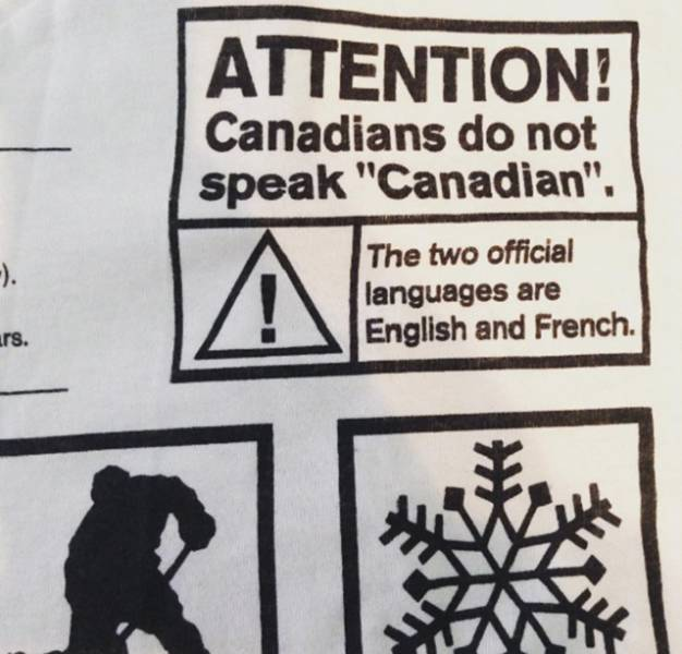 Things That Were Only Ever Meant To Happen In Canada